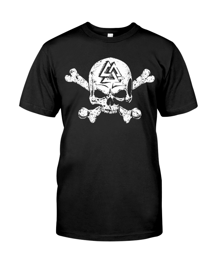 Valknut Viking - Viking Shirt Classic T-Shirt