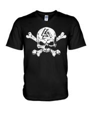 Valknut Viking - Viking Shirt V-Neck T-Shirt thumbnail