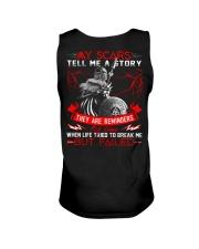 My Scars Tell Me A Story - Viking Shirt Unisex Tank thumbnail