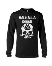 Valhalla Bound - Viking Shirt Long Sleeve Tee thumbnail