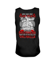 Brothers Await Him In The Halls Of Valhalla Viking Unisex Tank tile