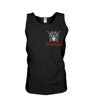 Brothers Await Him In The Halls Of Valhalla Viking Unisex Tank thumbnail