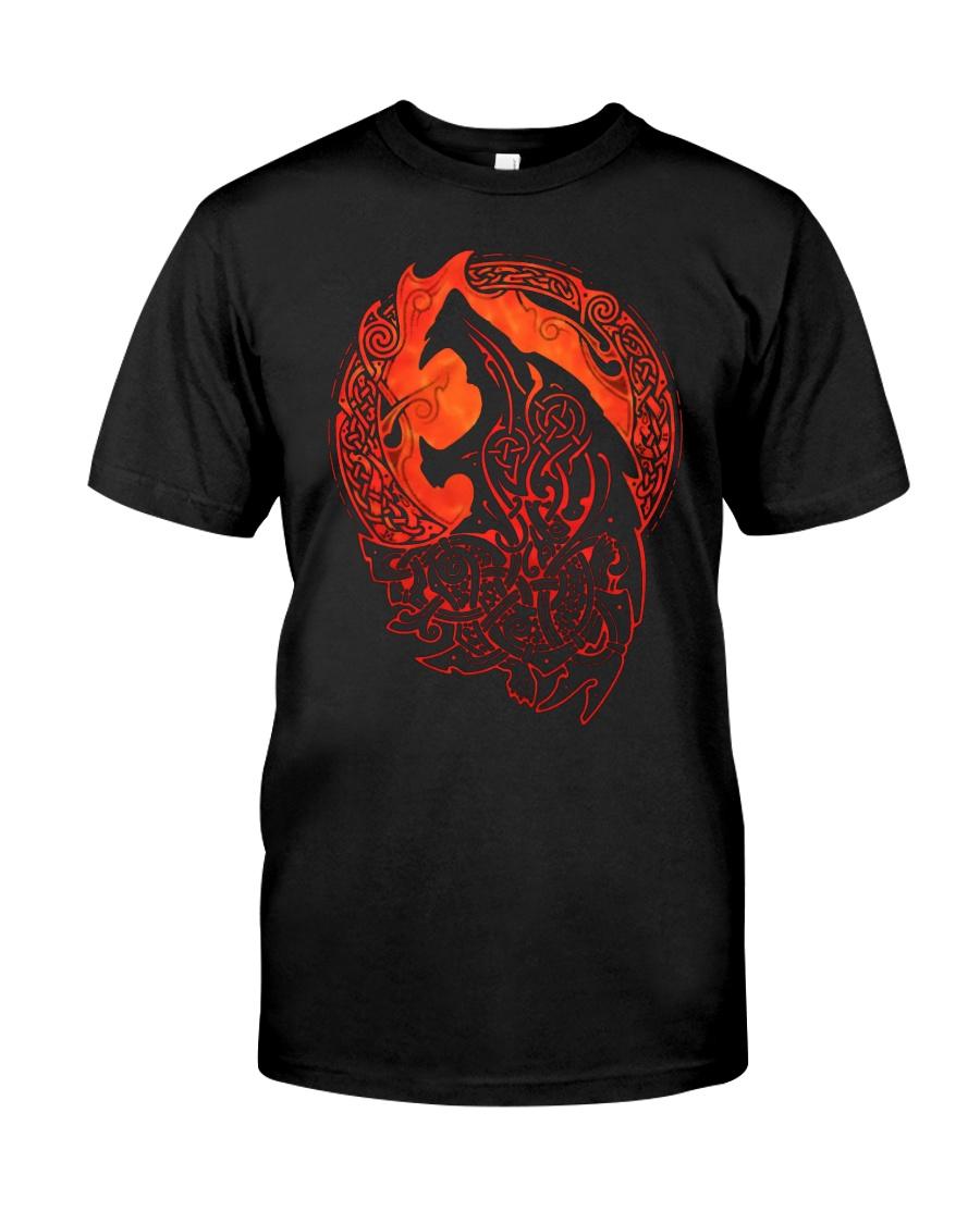 Fenrir Viking - VIKING T-SHIRTS Classic T-Shirt