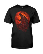 Fenrir Viking - VIKING T-SHIRTS Classic T-Shirt front