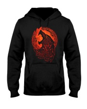 Fenrir Viking - VIKING T-SHIRTS Hooded Sweatshirt thumbnail