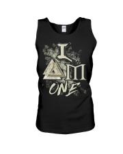 I Am One Valknut - Viking Shirt Unisex Tank thumbnail