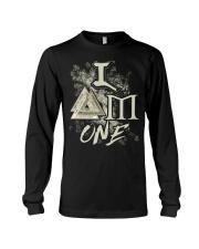 I Am One Valknut - Viking Shirt Long Sleeve Tee thumbnail