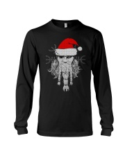 Santa - Odin - Viking Shirt Long Sleeve Tee thumbnail
