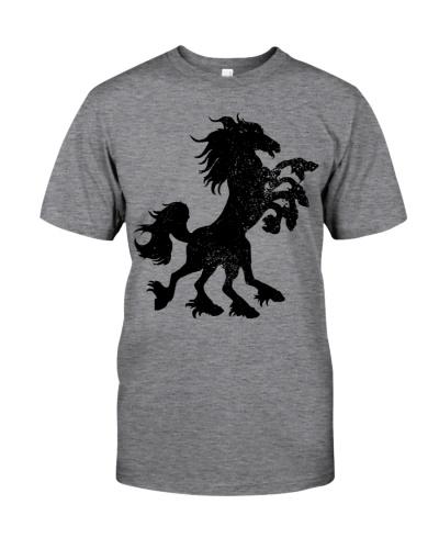 Sleipnir is an eight-legged horse ridden by Odin