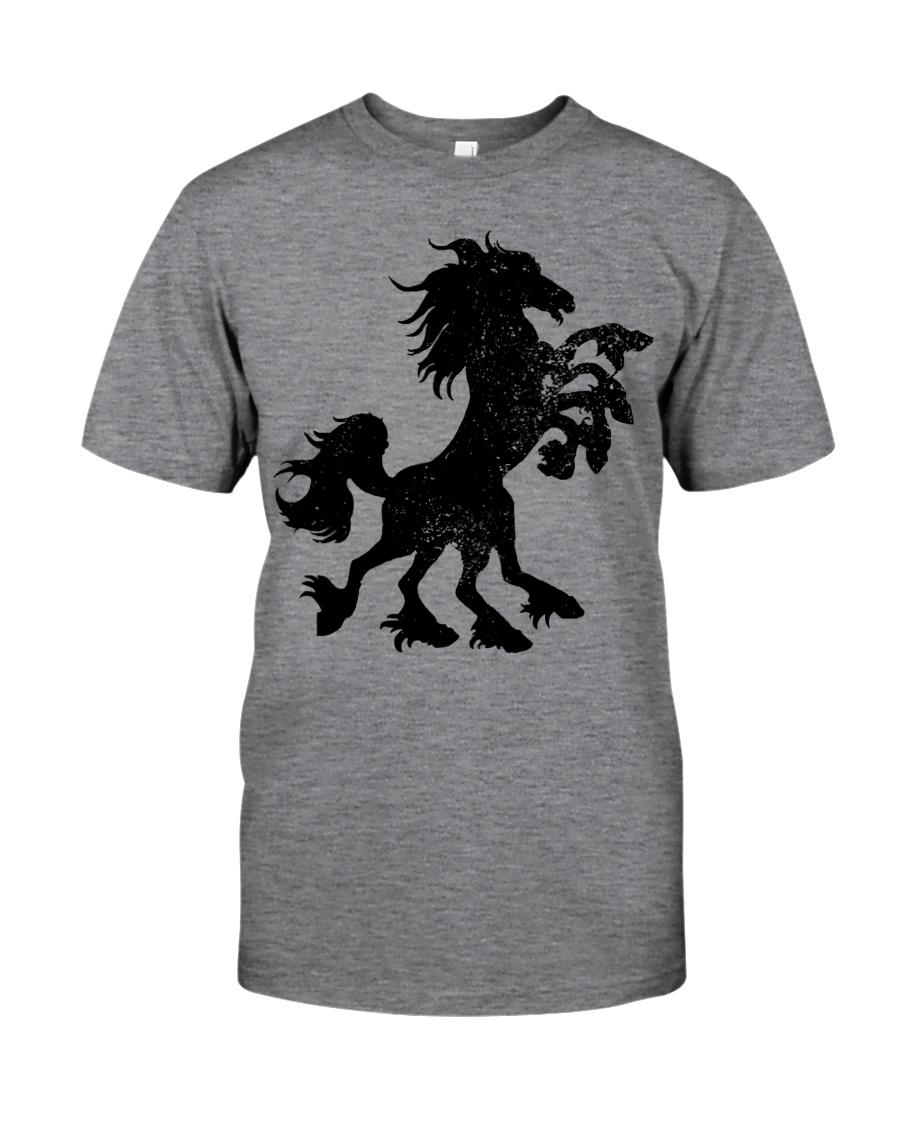 Sleipnir is an eight-legged horse ridden by Odin Classic T-Shirt