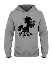 Sleipnir is an eight-legged horse ridden by Odin Hooded Sweatshirt thumbnail