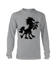 Sleipnir is an eight-legged horse ridden by Odin Long Sleeve Tee thumbnail