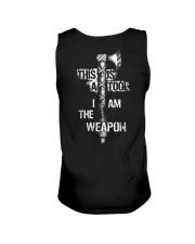 I Am The Weapon - Viking Shirt Unisex Tank thumbnail