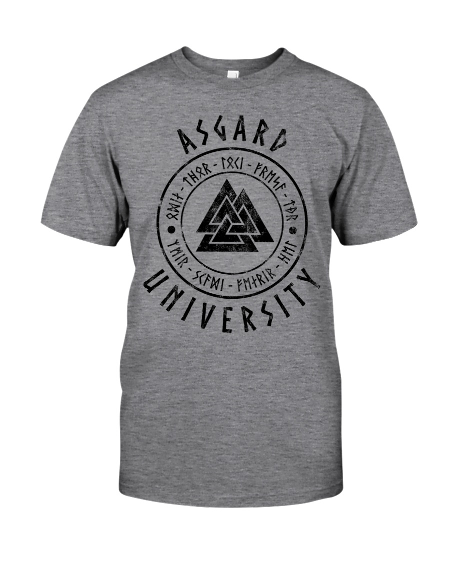 Asgard University - Viking Shirt Classic T-Shirt