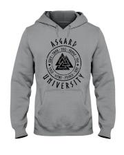 Asgard University - Viking Shirt Hooded Sweatshirt thumbnail