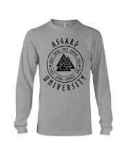 Asgard University - Viking Shirt Long Sleeve Tee thumbnail