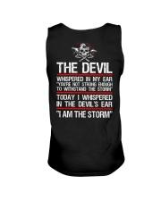 Viking Shirt : I AM THE STORM VIKING Unisex Tank thumbnail