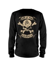 Sons Of Odin - Valhalla - Viking Shirt Long Sleeve Tee thumbnail