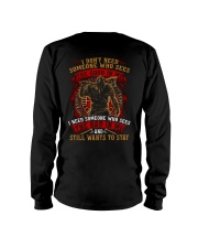 Still Wants To Stay - Viking Shirt Long Sleeve Tee tile