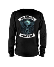 HEATHEN NATION - VIKING T-SHIRTS Long Sleeve Tee thumbnail