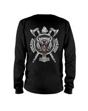 Wolf Viking - Viking Shirt Long Sleeve Tee thumbnail