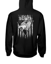 Viking Shirt - Until Valhalla Fenrir Wolf Hooded Sweatshirt thumbnail