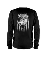 Viking Shirt - Until Valhalla Fenrir Wolf Long Sleeve Tee thumbnail