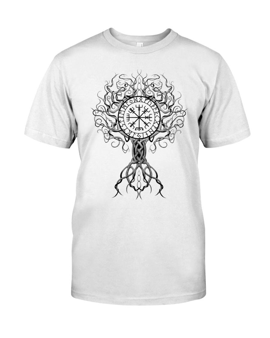 Viking Shirt - Yggdrasil Viking Classic T-Shirt