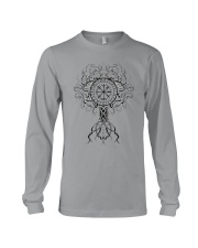 Viking Shirt - Yggdrasil Viking Long Sleeve Tee thumbnail