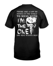 I'm The One You May Wanna Skip - Viking Shirt Classic T-Shirt thumbnail