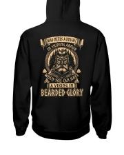 Viking Shirt - A Viking In Bearded Glory Hooded Sweatshirt thumbnail