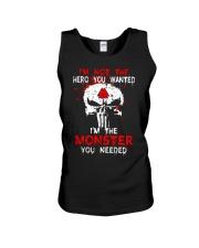 Viking Shirt - I'm The Monster You Needed Unisex Tank thumbnail