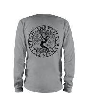 Viking Yggdrasil - Norse Tree Of Life Long Sleeve Tee tile