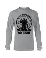 Viking T-shirts : No Pain No Gain Long Sleeve Tee thumbnail