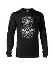 See You In Valhalla - Viking Shirt Long Sleeve Tee tile