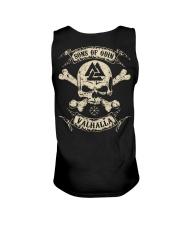Sons Of Odin - Valhalla - Viking Shirt - Vegvisir Unisex Tank thumbnail
