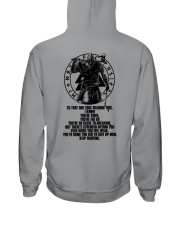 Viking Shirt - Yggdrasil Viking Hooded Sweatshirt thumbnail