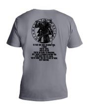 Viking Shirt - Yggdrasil Viking V-Neck T-Shirt thumbnail