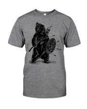 VIKING BEAR  - VIKING T-SHIRTS Classic T-Shirt front