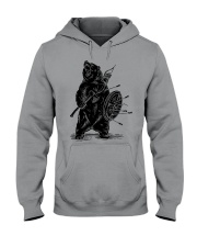 VIKING BEAR  - VIKING T-SHIRTS Hooded Sweatshirt thumbnail