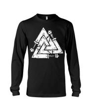 Valknut - Viking Shirt Long Sleeve Tee thumbnail