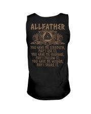 Allfather Viking - Viking Shirt Unisex Tank thumbnail