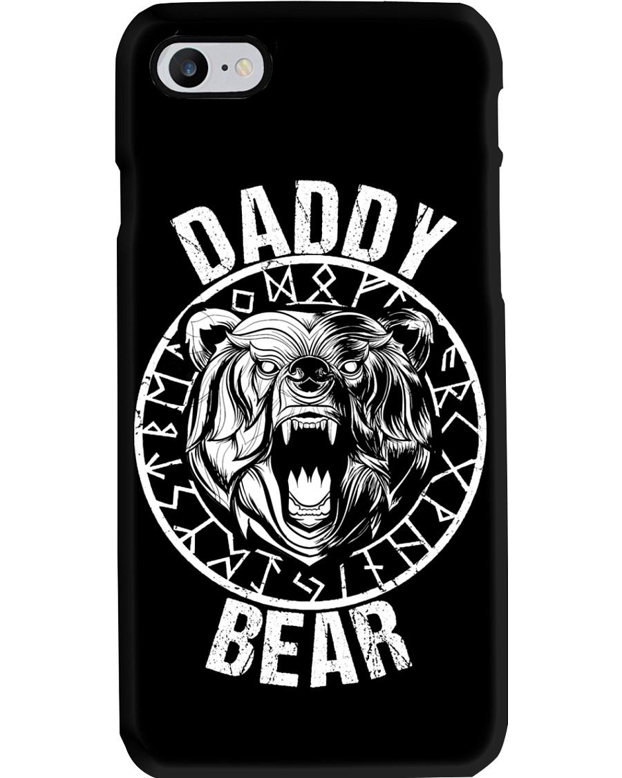 Viking Phone Case : Daddy Bear Case Phone Case