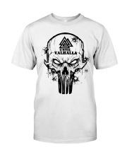 Valhalla - Viking Shirts Classic T-Shirt front