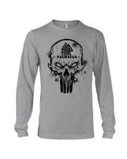 Valhalla - Viking Shirts Long Sleeve Tee thumbnail
