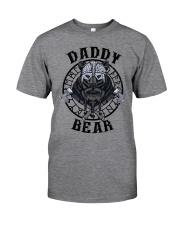 Viking Shirt : Daddy Bear Viking Classic T-Shirt front