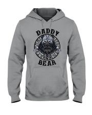 Viking Shirt : Daddy Bear Viking Hooded Sweatshirt thumbnail