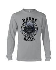 Viking Shirt : Daddy Bear Viking Long Sleeve Tee thumbnail