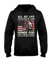 All My Life - Viking Shirt Hooded Sweatshirt thumbnail