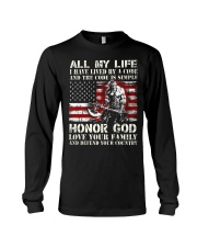 All My Life - Viking Shirt Long Sleeve Tee thumbnail
